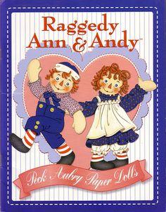 Raggedy Ann & Andy by Peck -Aubry - DollsDoOldDays - Picasa Web Albums