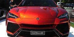2018 Lamborghini Urus Plug-in Hybrid
