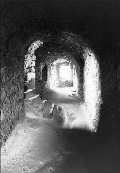 Dunnottar's vault where the Covenanters were imprisoned Christmas In Scotland, Castle Campbell, Tower House, Fortification, Landscape, Artwork, Travel, Dreams, Image