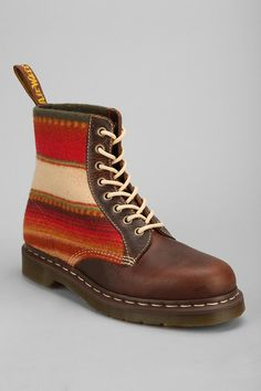 dr. martens x pendleton | gah can these be any more perfect? definitely on my christmas list