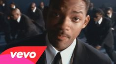 Will Smith - Men In Black - #ThrowbackThursday We go back 18 years to when Will Smith won a Grammy Award for Best Rap Solo Performance for the theme track of the 1997 movie Men in Black.