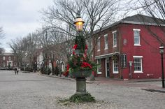 The annual Nantucket Christmas Stroll weekend.