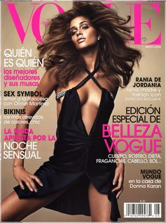 Ana Beatriz Barros - Vogue Mexico May 2004