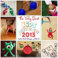 The Best Kids Activities from 2013 - LalyMom