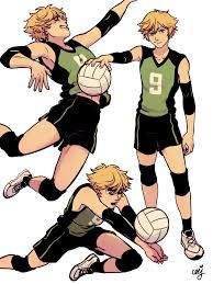 Image result for miraculous ladybug volleyball