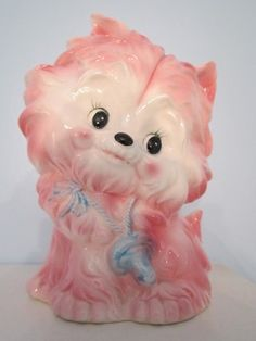 Pink Puppy possibly a Rubens?