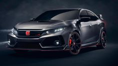 2017 Honda Civic Type R – Reveales up on Paris Motor Show
