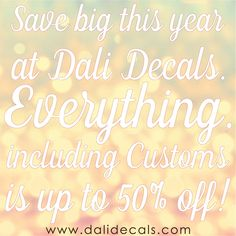 Save Big with Dali D