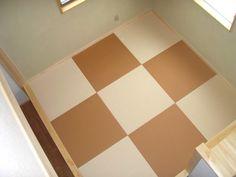 おしゃれな琉球畳(太陽の恵みの家)奈良県橿原市・木の家・秦建築