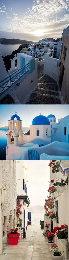 ~ Santorini, Greece