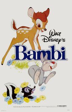 Bambi (1942);