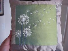 Loving these dandelions; especially the small square-ish button in the center.