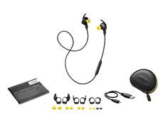Learn more about the Jabra Pulse Wireless earbuds with their all-in-one training solutions and in-ear biometric heart rate monitor