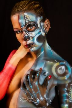 Terminator Paint