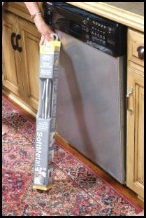 Home Staging DIY: Faux Steel Film: Instant Stainless Steel Film For  Appliances, Peel