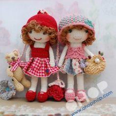 Suri with bear | OHOPSHOP | We love handmade! - inspiration
