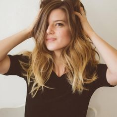 Tousled Wavy Hair: See the Best of Undone Chic on Instagram | Beauty High