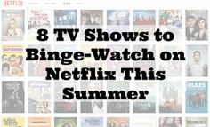 8 TV Shows to Binge-Watch on Netflix This Summer - College Fashion Netflix Options, Netflix Home, Netflix Streaming, Watch Tv Shows, College Fashion, Great Movies, Movies Showing, College Life, Favorite Tv Shows