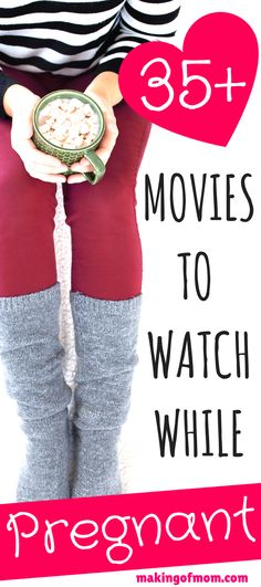 Best Pregnancy Movies to Watch When You're Pregnant Preparing for pregnancy? Here are 35 heart-warming movies to add to your playlist to get you through your first, second, or third trimester. Trimesters Of Pregnancy, Pregnancy Months, First Pregnancy, Pregnancy Workout, Pregnancy Tips, Early Pregnancy, Pregnancy Outfits, Pregnancy Exercise First Trimester, Pregnancy Prayer