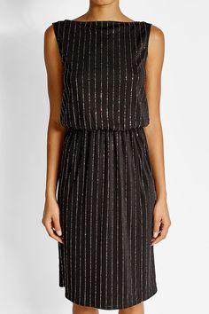 Dress with Glitter Embellishment - Marc Jacobs   WOMEN   US STYLEBOP.com