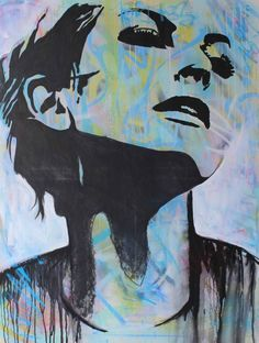 "Saatchi Art Artist Adam Craemer; Painting, ""Catherine"" #art"