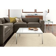 Add a sectional modern furniture couch to your living room with the Ian sectional sofa.  sc 1 st  Pinterest : room and board ian sectional - Sectionals, Sofas & Couches