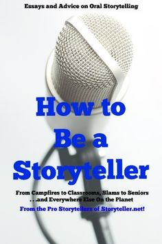 How to be a Storyteller: Essays and Advice on the Art of Storytelling by K. Sean Buvala, http://www.amazon.com/gp/product/B00AAO5VMI/ref=cm_sw_r_pi_alp_taMSqb0P5VTR0