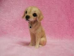 needle felted dogs tutorial - Google Search