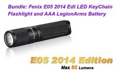 This is a great little flashlight.  I carry it in the 5th pocket (watch pocket) of my jeans.