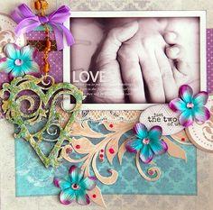 Love Art Journal - Scrapbook.com