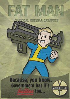 Fallout | Fat Man