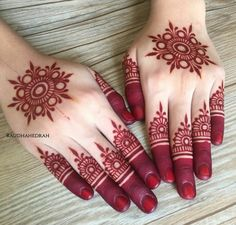 New Finger Henna Mehndi Designs - Kurti Blouse Henna Hand Designs, Mehndi Designs Finger, Mehndi Designs For Girls, Mehndi Designs For Beginners, Modern Mehndi Designs, Mehndi Designs For Fingers, Mehndi Design Pictures, Beautiful Henna Designs, Latest Mehndi Designs