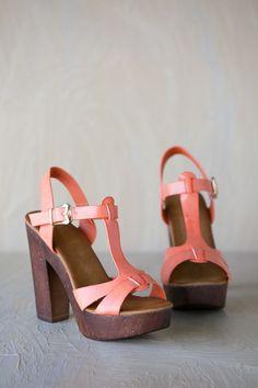 Georgia Platform Heel | White Plum A Cinderella Story, White Plum, Pumps, Heels, Girls Wear, Dress Me Up, Me Too Shoes, Georgia, Shoe Boots