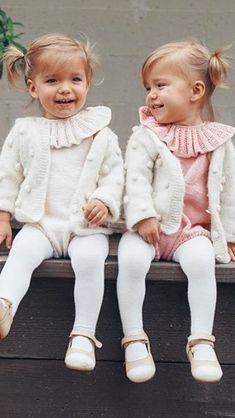 cadeau de naissance multiples jumeaux Lot de 2 Body bébé fille Special Jumelles