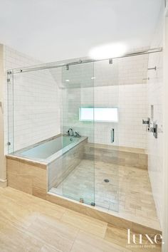 Contemporary Master Wet Room