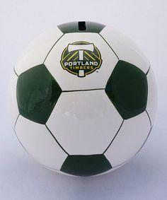Agnik Design Portland Timbers Soccer Money Bank 898301105261