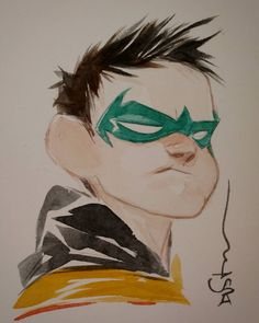 Awesome Art Picks: Iron Fist, Harley Quinn, Silk, and More - Comic Vine Comic Books Art, Comic Art, Book Art, Dustin Nguyen, Son Of Batman, Hero Movie, Batman Beyond, Batman Universe, Dc Characters