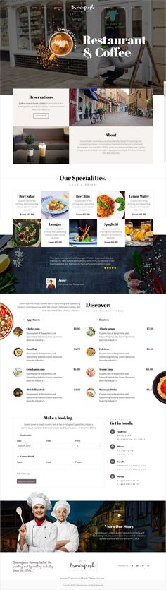 GreenFresh is clean and professional responsive #WordPress theme for #Restaurant & #Coffee #cafe stunning website with 10+ niche homepage layouts download now➩ https://themeforest.net/item/greenfresh-creative-multiuse-wordpress-theme/19489783?ref=Datasata