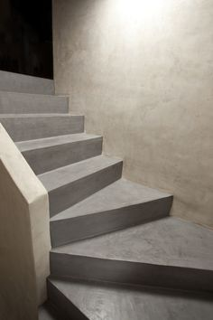 Stairs - Floor - Micro Concrete