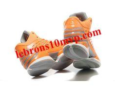 Adidas AdiZero Rose 3.0 Shoes Orange/Gray