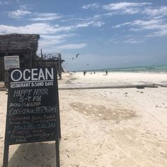 Ocean Restaurant, Paje Ocean Restaurant, Archipelago, Rum, Trip Advisor, Number, Island, Phone, Beach, Outdoor