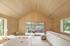Gallery of House H : a' House / Hirvilammi Architects - 1