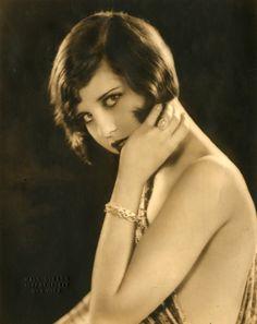 Vintage Dancer Jennifer Dryden, by Hal Stearn, c.1927 via http://content.lib.washington.edu