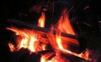 Wet Fire Wood… How To Start A Fire