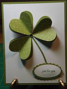 St. Patrick's Day Card-------------