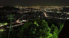 姫路・書写山で「ビアフェスタ」-眼下に夜景、ロープウエーもナイター運行(写真ニュース)
