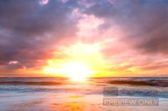 This beautiful ocean sunset video loop features a setting sun over vast ocean waters. Moving clouds and water makes this a great worship video loop to use in your next worship service. #Sharefaith #Faith #ChurchMedia #VideoLoop #Design