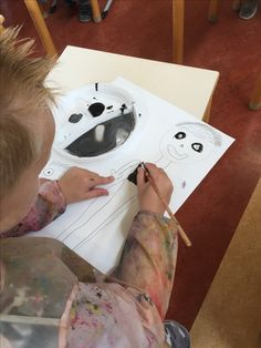 Teaching children, grandparents