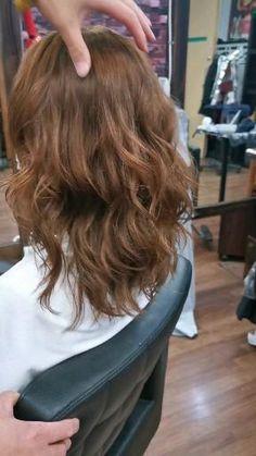 Digital Perm, Medium Hair Styles, Long Hair Styles, Hair Perms, Permed Hairstyles, Capricorn, Tangled, Hair And Nails, Curls