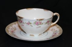Haviland cup with Kenwood saucer.  Nice!